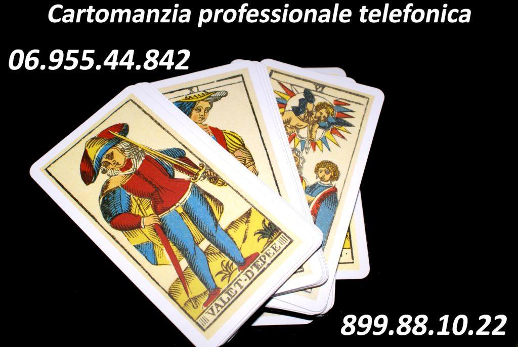 Cartomanzia professionale telefonica